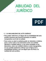 Acto Juridico Diapositiva