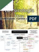 Clase 13 - La Psicología Hoy