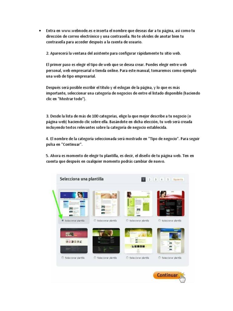 Como Hacer Una Pagina Web Basica