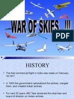 War of Skies(Final Ppt)