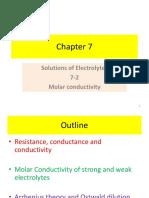 Chapter 7-2 Conductivity