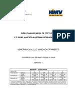 PE-MAMO-00005-S-00-D0045_V3 - Memoria muro de cerramiento.pdf