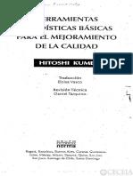 Siete Herramientas Basicas de La Calidad-Hitoshi_Kume