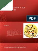 Los Pokemon y Sus Evlasiones