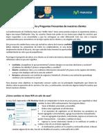 Conoce Movistar 2017 Preguntas Frecuentes