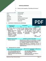 Sesión de Aprendizaje textos expositivos.Hugo.docx