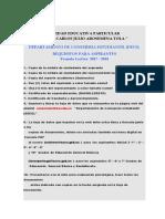 Requisitos Dece - Medico - Odoltologico