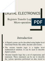 Digital Electronics Registers Transfer Logic and Micro-operation (1).ppsx
