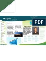 AISJ SPort Newsletter