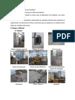 1er Reporte Metalurgia no ferrosa
