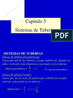 Sistemas de Tuberías