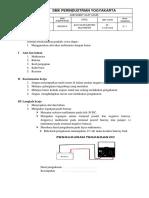 Job Sheet 4. Multimeter