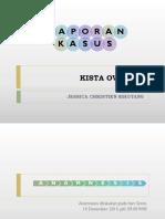 Kista Ovarium - JE