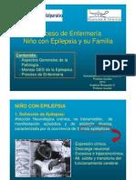 Niño con epilepsia 2010 clase pdf