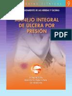 Manejo Integral de Ulcera Por Presion