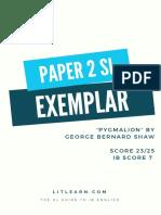 Paper 2 SL Interest