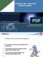 OTC204101 OptiX Metro 6100 System Hardware (Espanol1).ppt