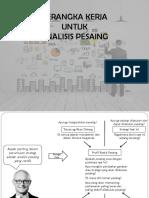 PPT Kerangka Kerja Untuk Analisis Pesaing