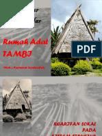 Rumah Tambi (SULAWESI TENGAH)