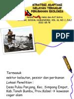 mitigasi nelayan