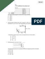 Paket Utama Fis213-2