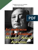 La Audiencia de Los Confines - Miguel Ángel Asturias