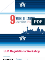 Wcs2015 ULD Regulations Workshop Presentation