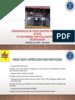 Presentasi Ringkas Kerja Praktik_18014044_Hafizh Al Fikry