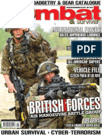 Combat & Survival - September 2015 UK