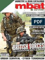 Combat & Survival - September 2015 UK