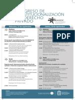 Cartel Programa Congreso3