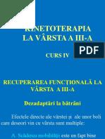 Ki.varst. III Curs IV