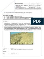 Laboratory 2 - Geological Mapping New (a & b)
