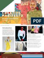Women s Forecast S S 19 Creative Manifesto