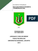 Laporan Praktikum 3 Fisiologi Manusia