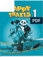 Happy Trails 1 Activity Book National Geography Learning