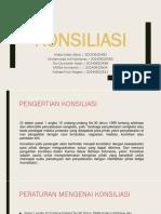 Konsiliasi - Aps