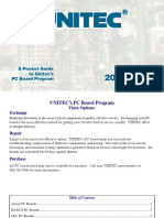 Unitec PC Board Catalog