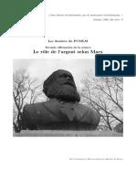 Marx Role Argent