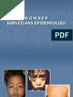 Surveylance-epidemiology (Konsep Dan Langkah2)