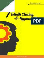 Ebook 7 Teknik Closing Darmawan Aji.pdf