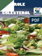 Receitas Saudaveis Colesterol Controlando