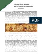 Die Vier Weisen Aus Dem Morgenland - Eine Frühchristliche Darstellung Der Magierhuldigung Verstegen_Magier_2006