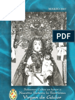 Virgen de Gador 2007