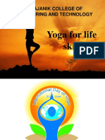 Education-yoga Life Skills