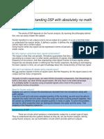 Understanding DSP