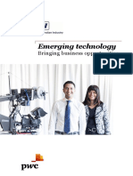 Emerging Technology Bringing Business Opportunities