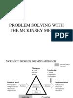 Mckinsey Problem Solving Approach (v2)