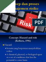 3. Konsep Dasar Manajemen Risiko