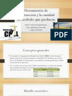 Herramientas de construcción y la cantidad de decibeles. Adrian Del Aguila Romero.pptx